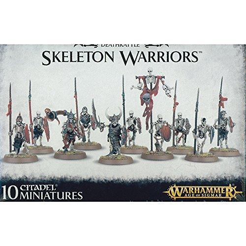 Games Workshop Warhammer Deathrattle Skeleton Warriors