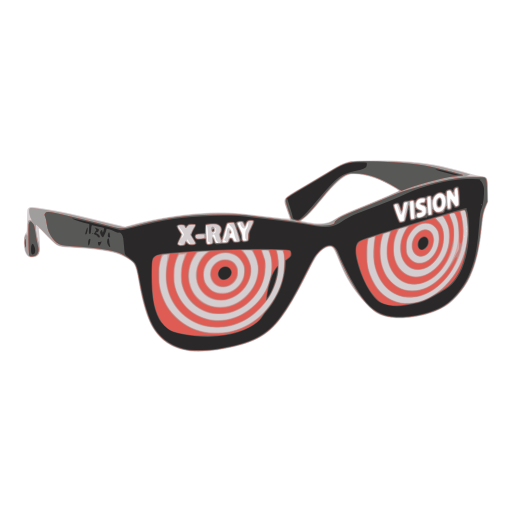 X-Ray Vision - App Glasses