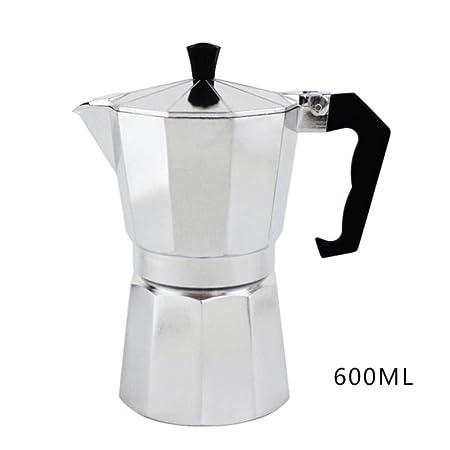 Homie Cafetera eléctrica portátil Espresso de Acero ...