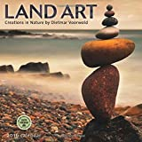 Land Art 2016 Wall Calendar: Creations in Nature