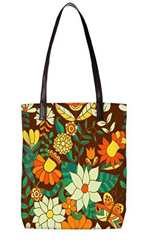 Snoogg Strandtasche, mehrfarbig (mehrfarbig) - LTR-BL-3741-ToteBag