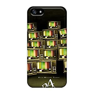 Tough Iphone Lnd25355bnJx Cases Covers/ Cases For Iphone 5/5s(persona 4 Tv)
