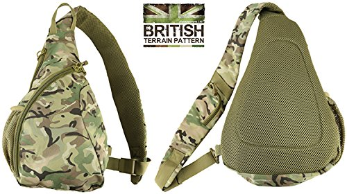 Zap Bag Military Rucksack Zooom Travel Zip Cobra 12L Sling Bag Shoulder Pack BTP Cadet Match dg8AwOqz