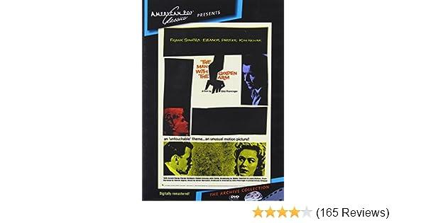 Amazon.com: The Man With the Golden Arm: Frank Sinatra, Eleanor Parker, Ralph Neff, Martha Wentworth, Paul Burns, Otto Preminger: Movies & TV