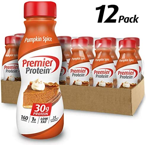 Premier Protein Limited Pumpkin 12Count product image