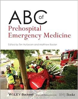 ABC of Prehospital Emergency Medicine (ABC Series): Amazon co uk