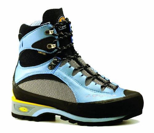 La Sportiva Trango S Evo GTX Mountaineering Boots - Womens Light Blue - Sportiva Mountaineering La Boots