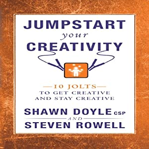 Jumpstart Your Creativity Audiobook
