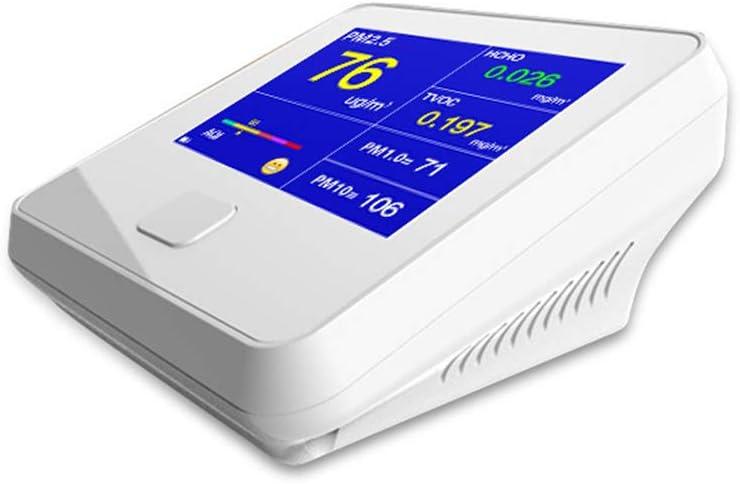 Monitor de Calidad del Aire Interior para PM 2.5/PM10 HCHO TVOC ...