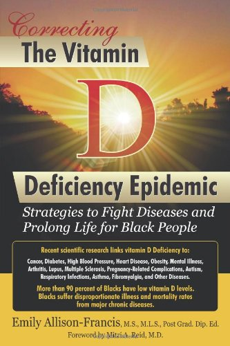 Correcting the Vitamin D Deficiency Epidemic: Strategies to Fight Diseases and Prolong Life for Black People (Vitamin D Supplement For Vitamin D Deficiency)