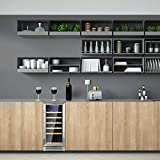 Colzer Upgrade 15 Inch Wine Cooler