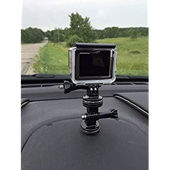 how to make gopro a dash cam