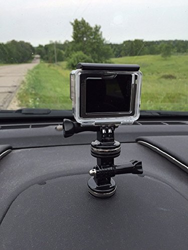 GoPro Compatible Magnetic Dash Mount product image