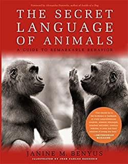 Book Cover: Secret Language of Animals: A Guide to Remarkable Behavior