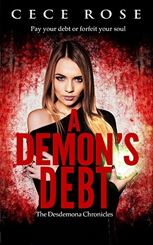 A Demon's Debt (The Desdemona Chronicles Book 2) cover
