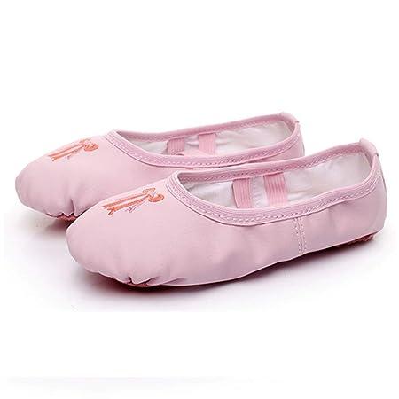 WZANA Zapatos De Baile Bordados para Niños, Zapatos con ...
