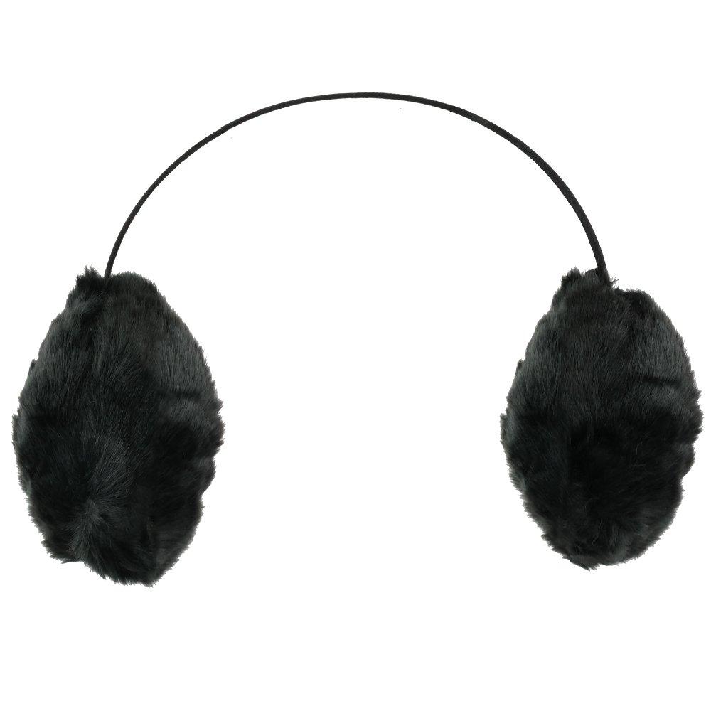 Winter Faux Fur 4 inch Diameter Soft Ear Muff EMPP2-CHEETAH