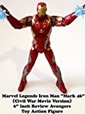Review: Marvel Legends Iron Man