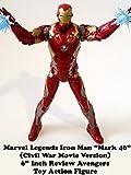 Review: Marvel Legends Iron Man