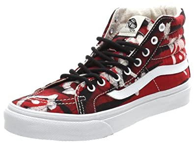 3c77a6fa7d Vans Shoes - Sneaker SK8-HI-SLIM - della batik red