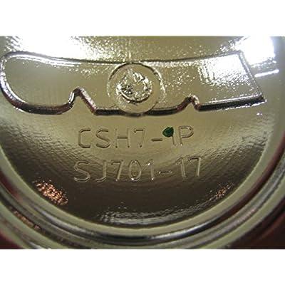 Hoyo Elure Wheels H7 CSH7-1P Center Cap MCD8160YA01 MCD8160YA03 Elure Logo: Automotive