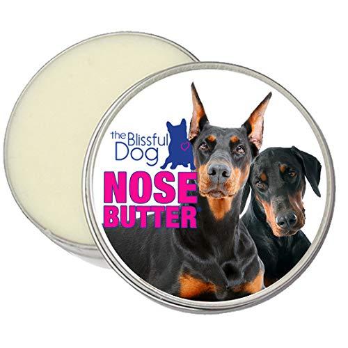 The Blissful Dog Doberman Pinscher Nose Butter - Dog Nose Butter, 4 Ounce