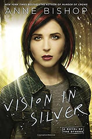 book cover of Vision In Silver
