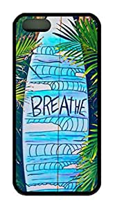 Breathe Theme Iphone 5 5S Case TPU Material by ruishername