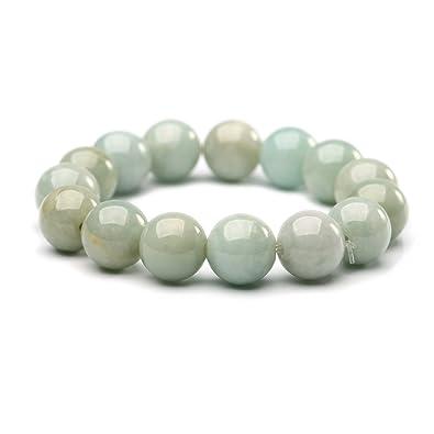 NW 1776 Les bracelets en jadéite naturelle de Chine ont un certificat de  bijoux (perles 719403e70e5d