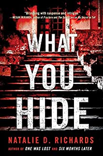 Book Cover: What You Hide