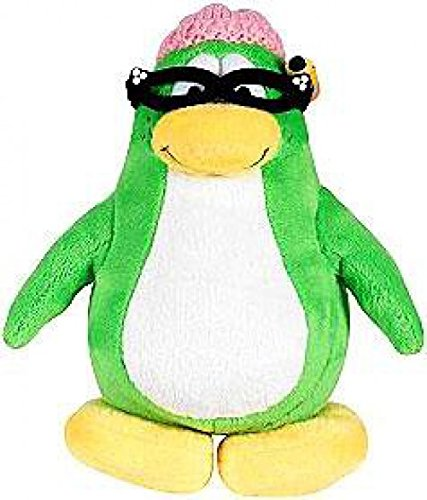 Disney Club Penguin 6.5 Inch Series 3 Plush Figure Aunt Arctic (Includes Coin and Code) by Club Penguin
