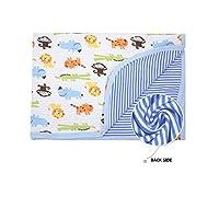CuteOn Baby/Toddler Girls/Boys Blanket - 20 Lion/Rhinoceros