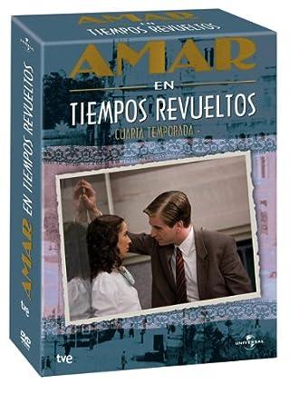 Amar en Tiempos Revueltos: Cuarta Temporada Completa DVD: Amazon.es ...