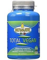 Ultimate Italia Total Vegan Integratore di Aminoacidi - 60 Capsule