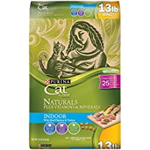Purina Cat Chow Dry Cat Food, Naturals, 13 Pound Bag, Pack of 1