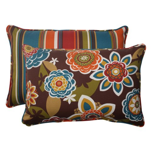 Pillow Perfect Reversible Oversized Rectangular