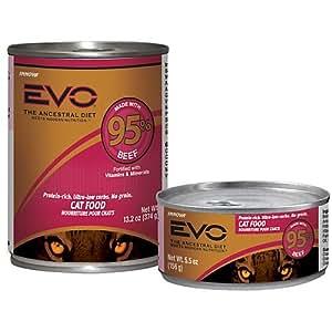 Evo  Chicken Turkey Canned Cat Food