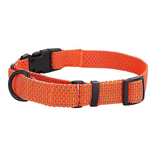 KOOWIN Slip Martingale Waterproof Woodland Camo Dog Collar & Dog Harness, Swimming/Training in Rain, Dog Leash, Coated…