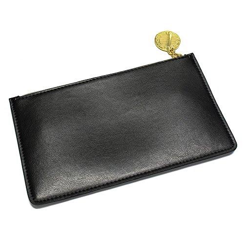Stella McCartney Falabella BOLD chaîne Cateye lunettes de soleil en noir SC0018S 001 50 Gradient Grey