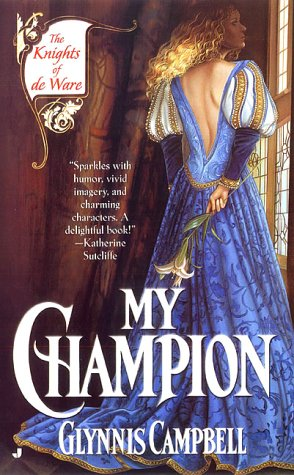 book cover of My Champion