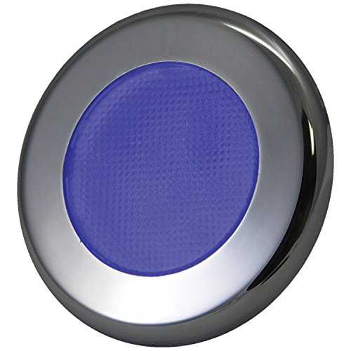 T-H Marine LED-51849-DP Recessed LED Puck Light - Blue