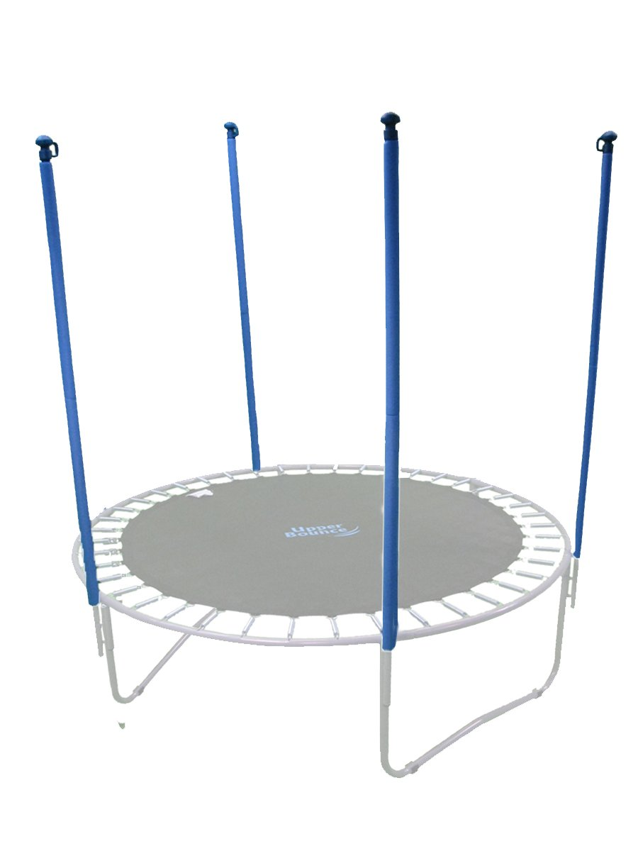 Upper Bounce Trampoline Replacement Enclosure Poles & Hardware, Set of 4 (Net Sold Separately)