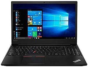 "2020 Lenovo ThinkPad E585 15.6"" Full HD IPS LED Backlight Laptop | AMD Ryzen 5 2500U Quad-core Processor | 8GB DDR4 | 256 GB M.2 PCIe NVMe SSD | AMD Radeon Vega 8 | HDMI | Windows 10 Pro | Black"