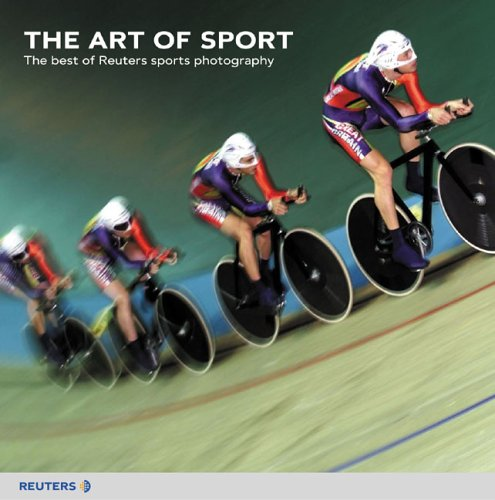 The Art of Sport: the best of reuters sports photography