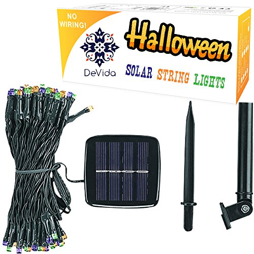 20 Colour Change Solar Party Lights in Florida - 5