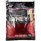 Optimum Nutrition Gold Standard Vanilla Ice Cream 10-Pounds