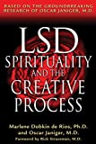 LSD, Spirituality, and the Creative Process, Marlene Dobkin de Rios and Oscar Janiger, 0892819731