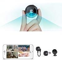 Innoo Tech 2020 WiFi Mini Hidden Spy Camera HD 1080P Wireless Portable Small Camera with Motion Detection and Night…