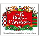 The 12 Bugs of Christmas: A Pop-up Christmas Counting Book (David Carter's Bugs)