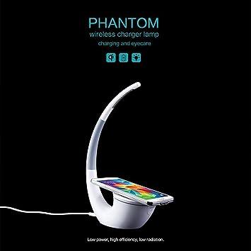 NILLKIN Phantom-Lámpara LED de mesa y emisor inalámbrico ...